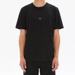 """Helmut Lang """"Taxi"""" Black Limited Edition T-Shirt"""